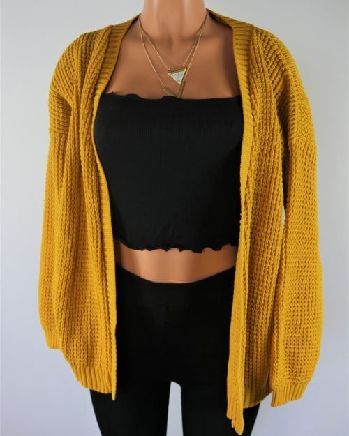 Gold Plated Cardigan