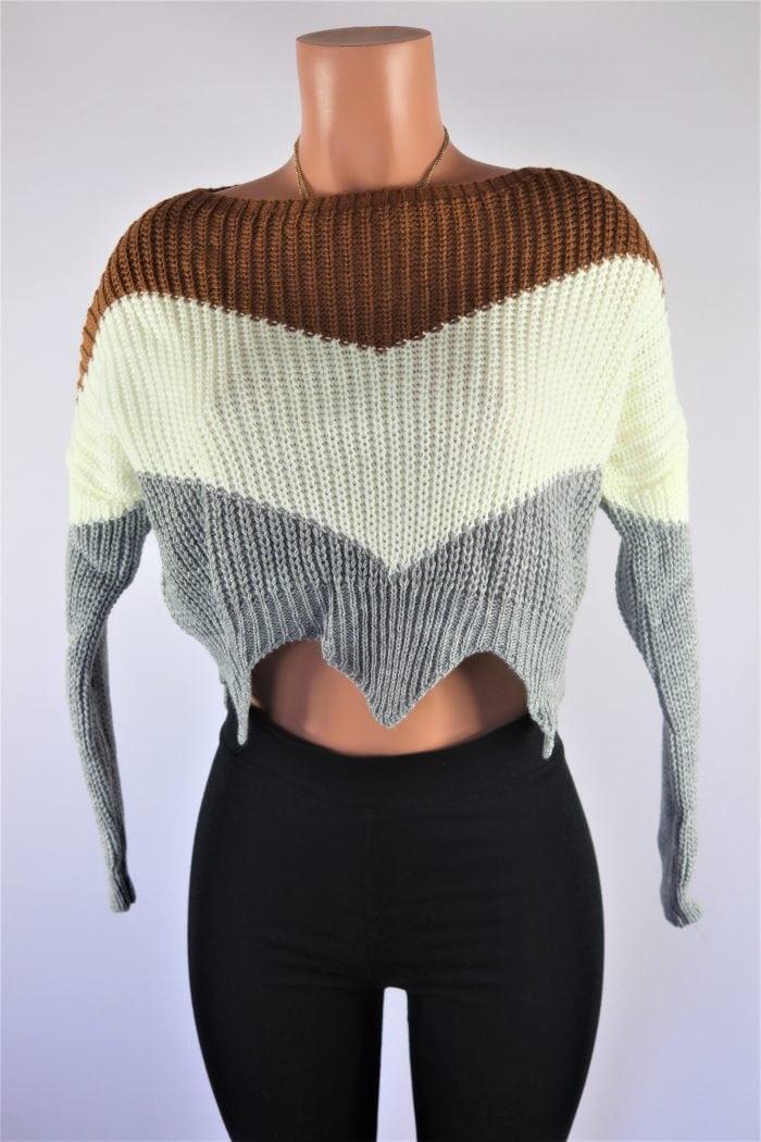 Spice Crop Sweater