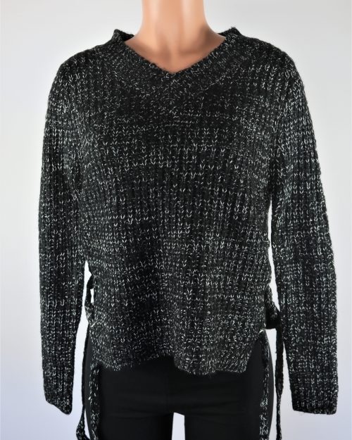 Laced Side Sweater