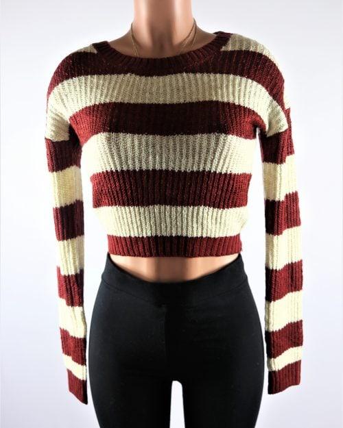Gordon Crop Sweater