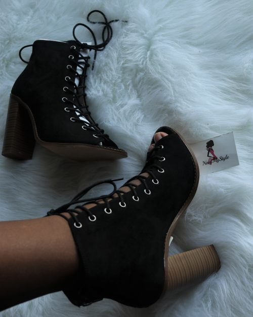 Love Lost Booties