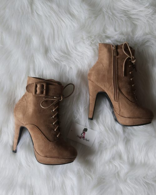 Falling For You Booties