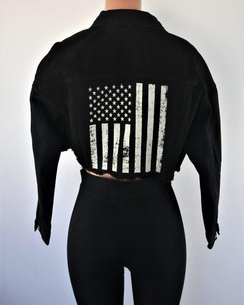 USA Jean Jacket