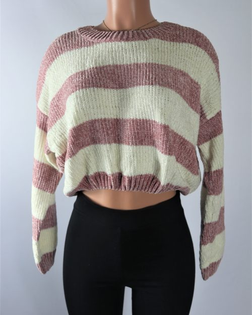 Gia Crop Sweater