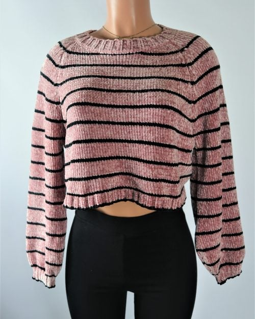Denton Crop Sweater