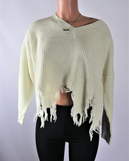 Joey Crop Sweater
