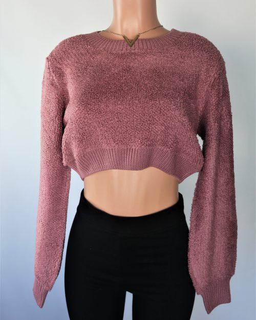 Berlin Crop Sweater