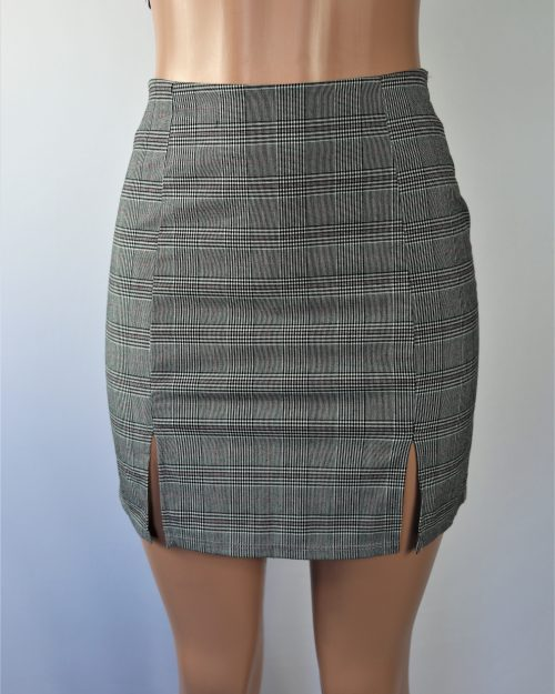 All in the Plaid Skirt