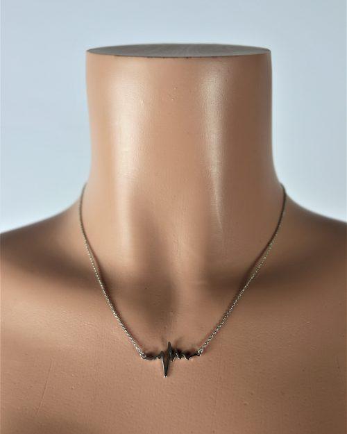Heartbeat Rhythm Necklace