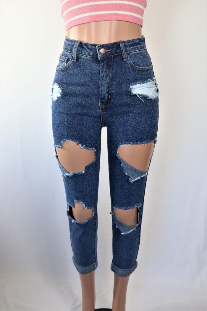 Helena Mom Jeans
