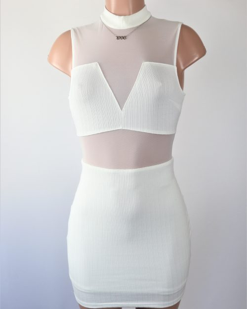 Angel Mesh Dress