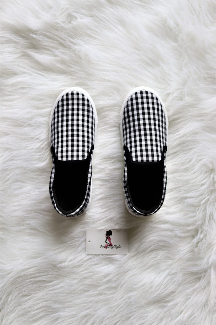 Checker Sneaker