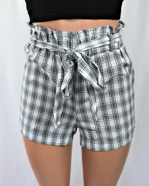 Casey Plaid Shorts