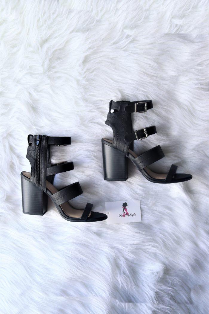 Dark Knight Heels