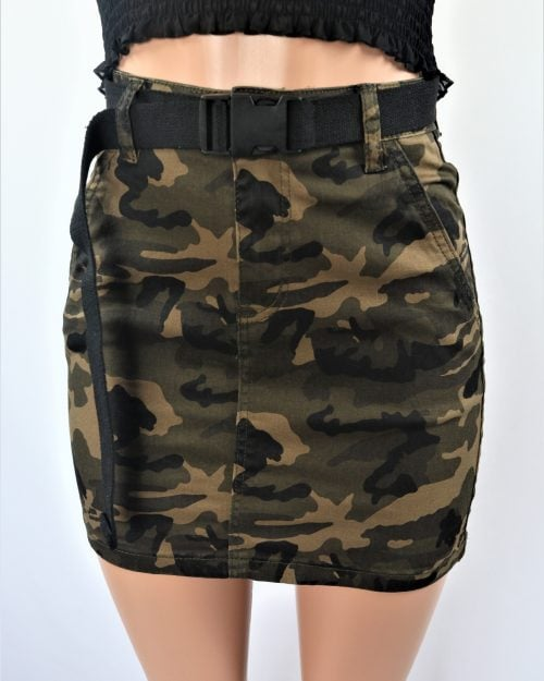 You and What Army Skirt