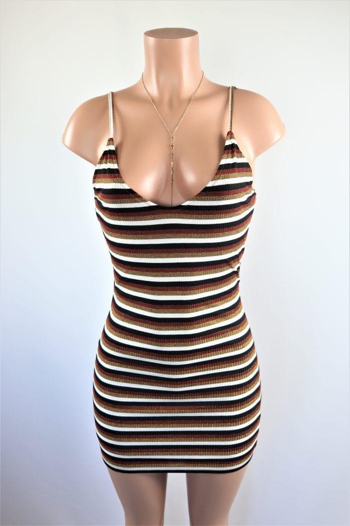 Lamoy Mini Dress