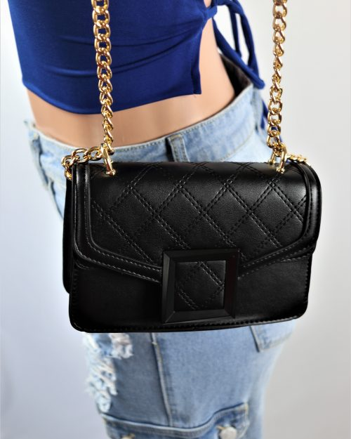 Square Quilted Bag
