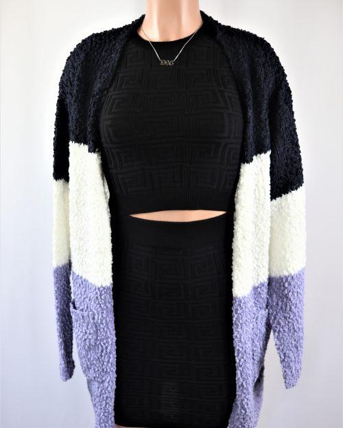 Lilac Cardigan