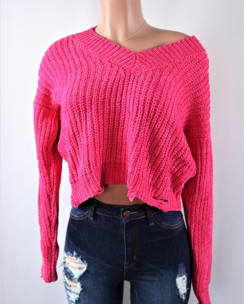 Fuchsia Sweater