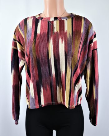 Nancy Boxy Top
