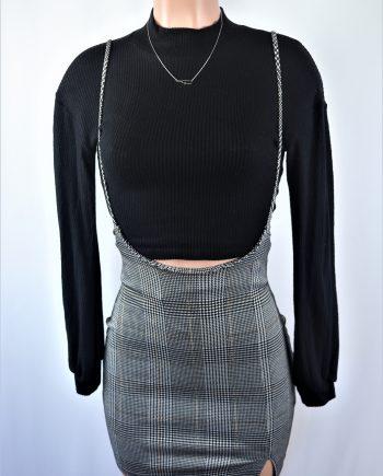 Savannah Suspender Skirt