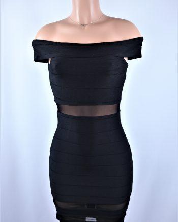 Atina Mesh Dress