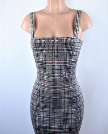 Kim Square Dress
