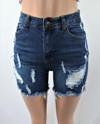 Cece Denim Shorts